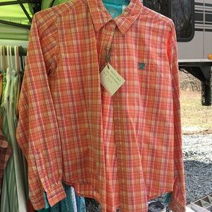 Tops - Long sleeve button down